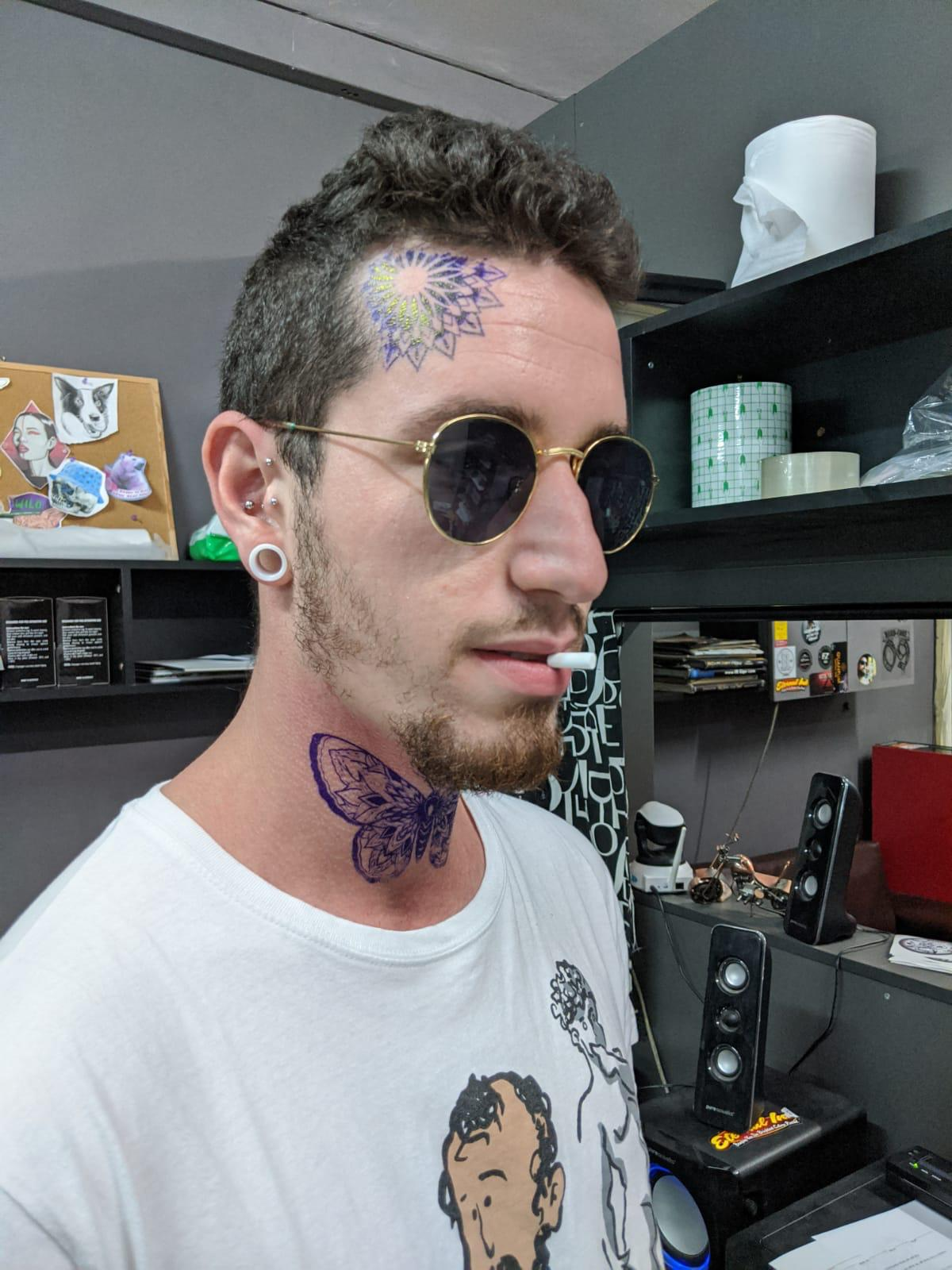 amir tattoo artist